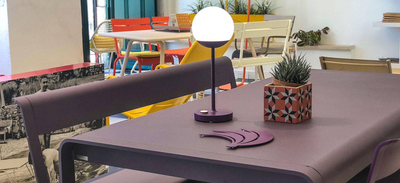 mobiliário indoor & outdoor